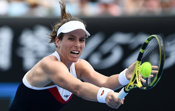 Melbourne | Konta edges through tight opener