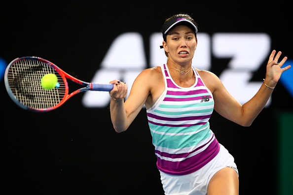 Melbourne   Collins cuts out Garcia as Kerber and Stephens cruise
