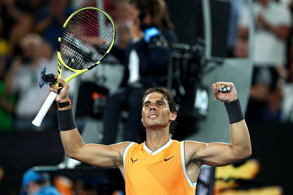 Melbourne | Nadal storms into last four