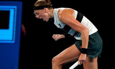 Melbourne   Kvitova crushes Collins dream run