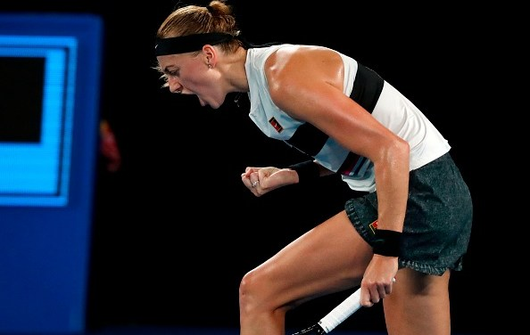 Melbourne | Kvitova crushes Collins dream run