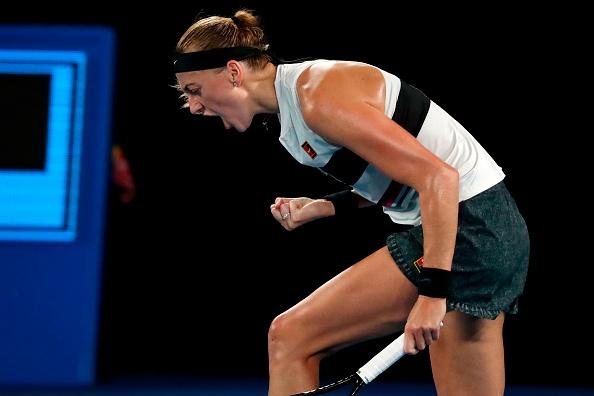 Melbourne | Kvitova crushes Collins dream run