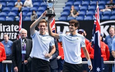 Melbourne | Frenchmen complete career Grand Slam