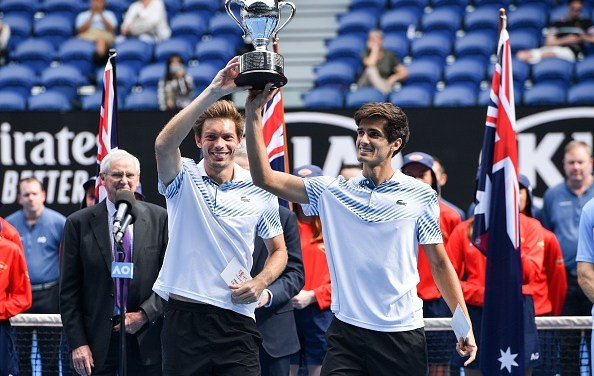 Melbourne | Frenchmen complete career Grand Slam