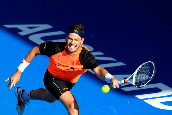 Auckland | Corrie through to last eight; Isner and Ferrer out