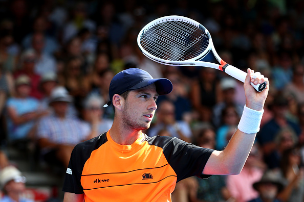 Auckland   Norrie through to final