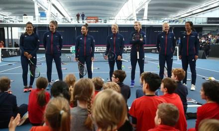 Bath | GB hosts Fed Cup in Bath