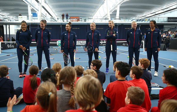 Bath | GB hosts Fed Cup in Bath