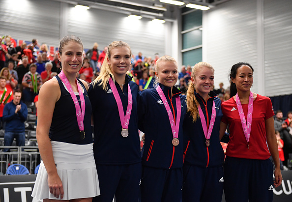 London | GB to host Kazakhstan in Fed Cup
