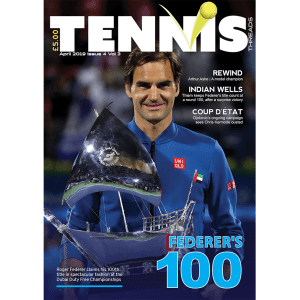 Tennis Magazine - Issue 4 Vol 3