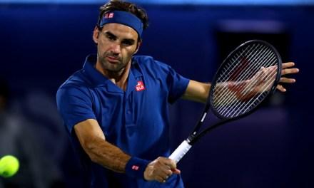 Dubai | Federer outburst shocks fans