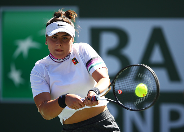 Indian Wells | Andreescu continues to make waves