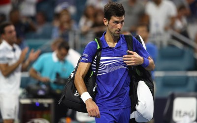 Miami | Djokovic is downed yet again