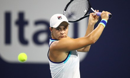Miami | Barty finally beats Kvitova