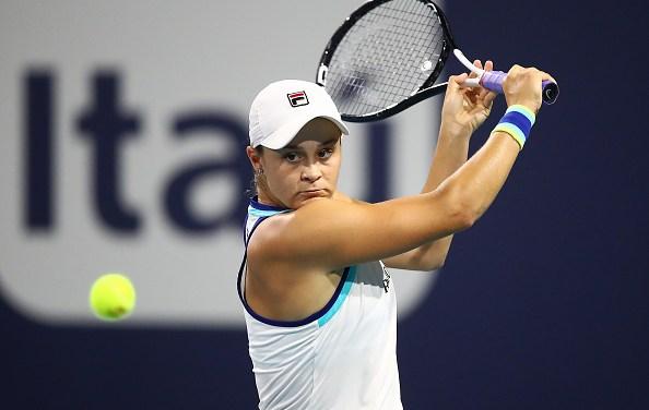 Miami | Barty finally beats Kvitova