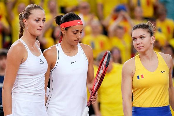 Fed Cup | France ruin Romanian dreams in Rouen