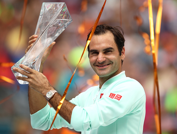 Miami | Federer nets another title