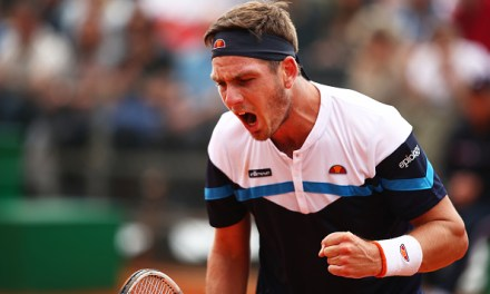 Monte Carlo | Norrie comfortably through opener