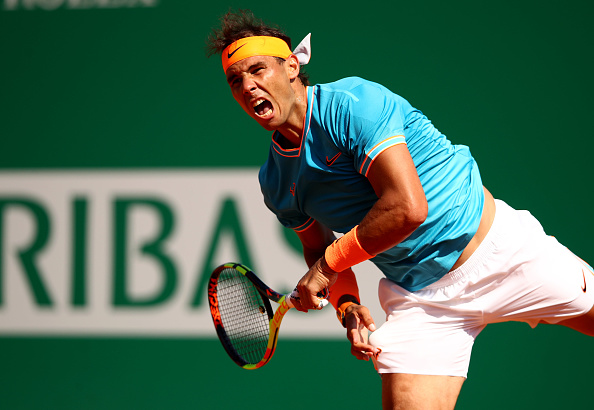 Monte Carlo   Nadal is back and dominating