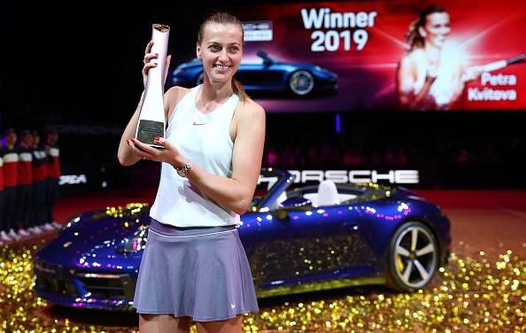 Stuttgart | Kvitova first to win twice this season