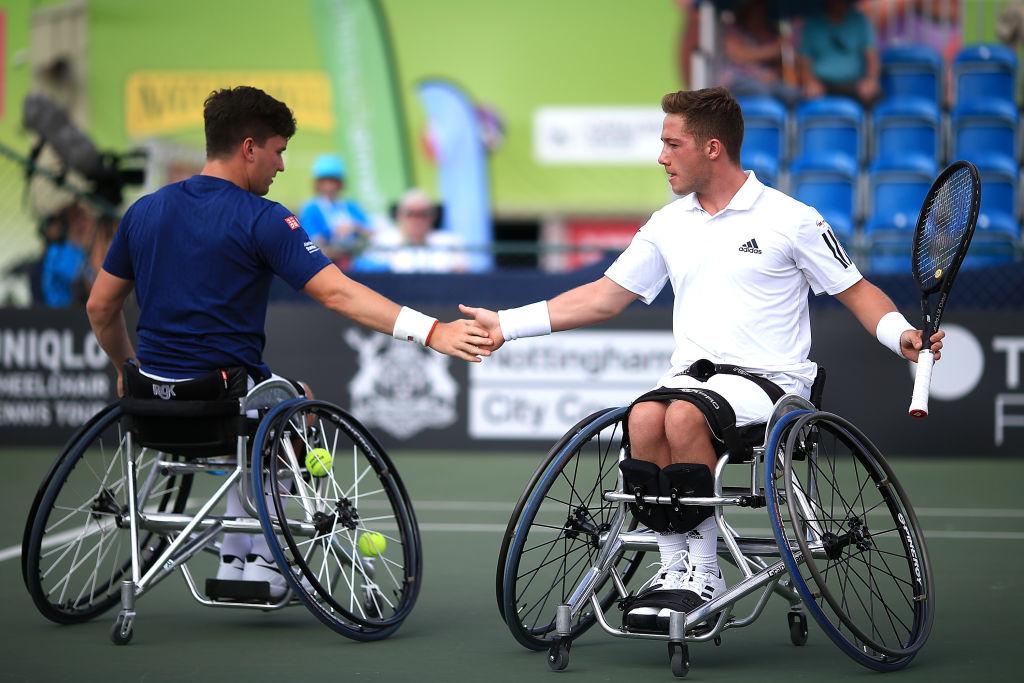 Ramat | Great Britain men claim second World Team Cup wheelchair tennis title