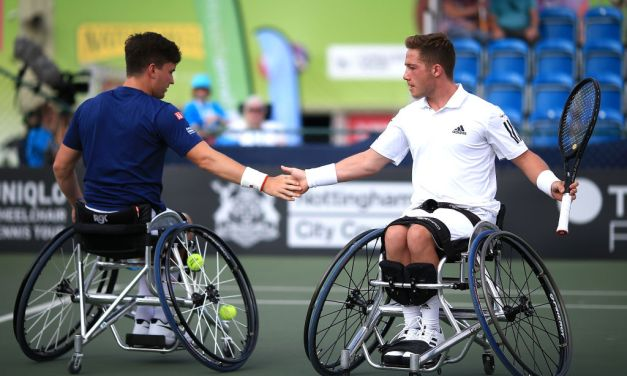Ramat | Great Britain men claim second World Team Cup wheelchair tennis title