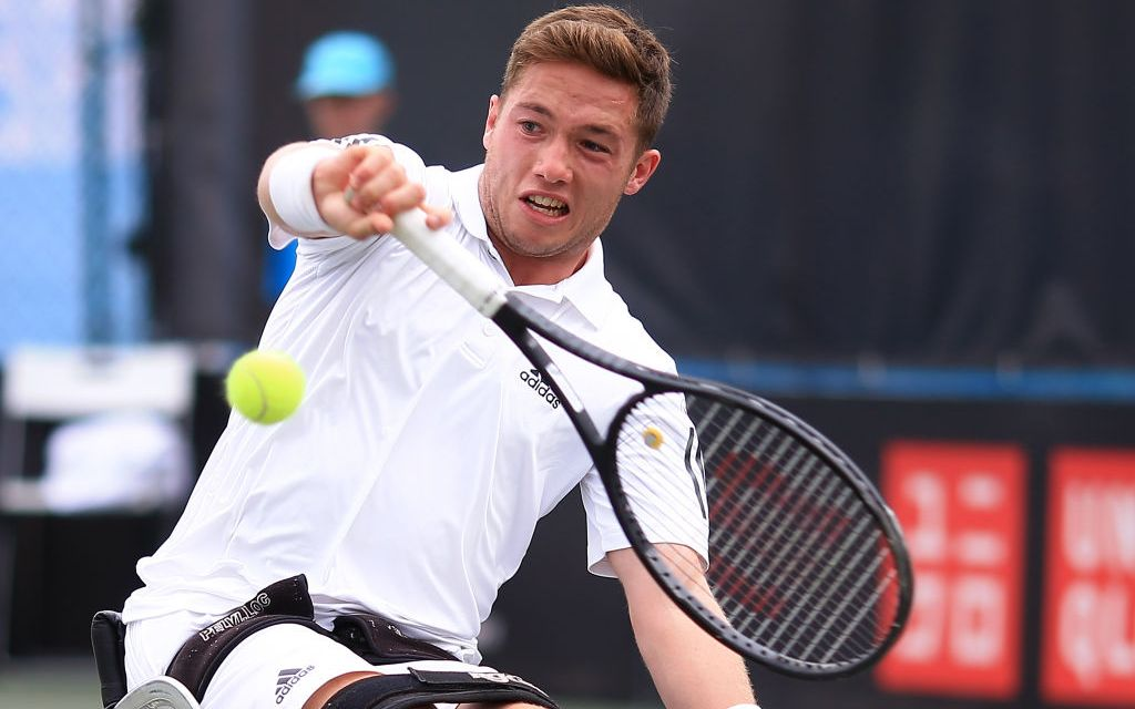 Ramat | Great Britain's men to go for gold at wheelchair tennis World Team Cup