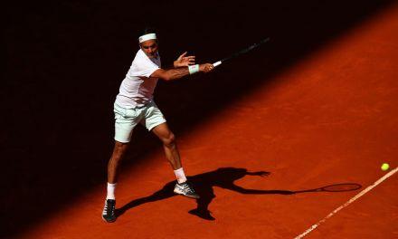 Madrid   Federer gets milestone win in epic 3rd round saga