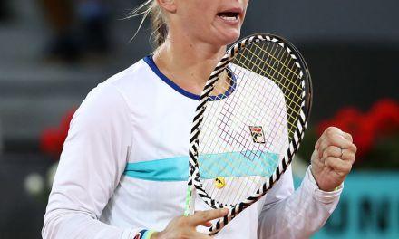 Madrid | Osaka and Kvitova suffer upsets. Halep eyes No.1 ranking