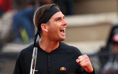 Rome | Norrie wins in debut, Edmund and Evans lose hard-fought battles