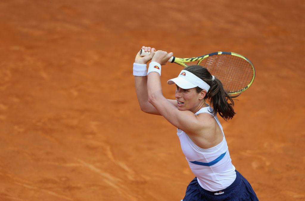 Rome | Konta reaches semi-finals, will play Bertens