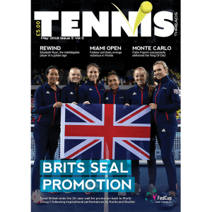 Tennis Magazine - Issue 5 Vol 3