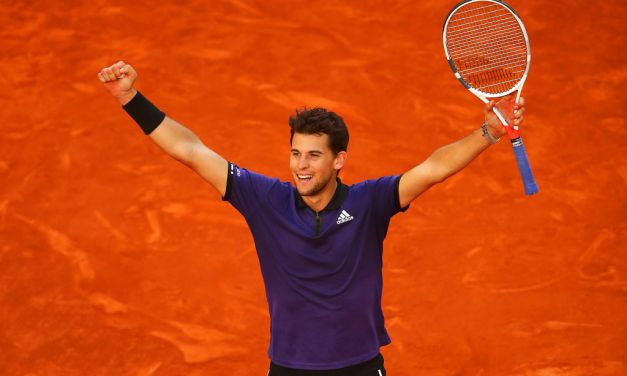 Madrid | Thiem saves match points to beat Federer
