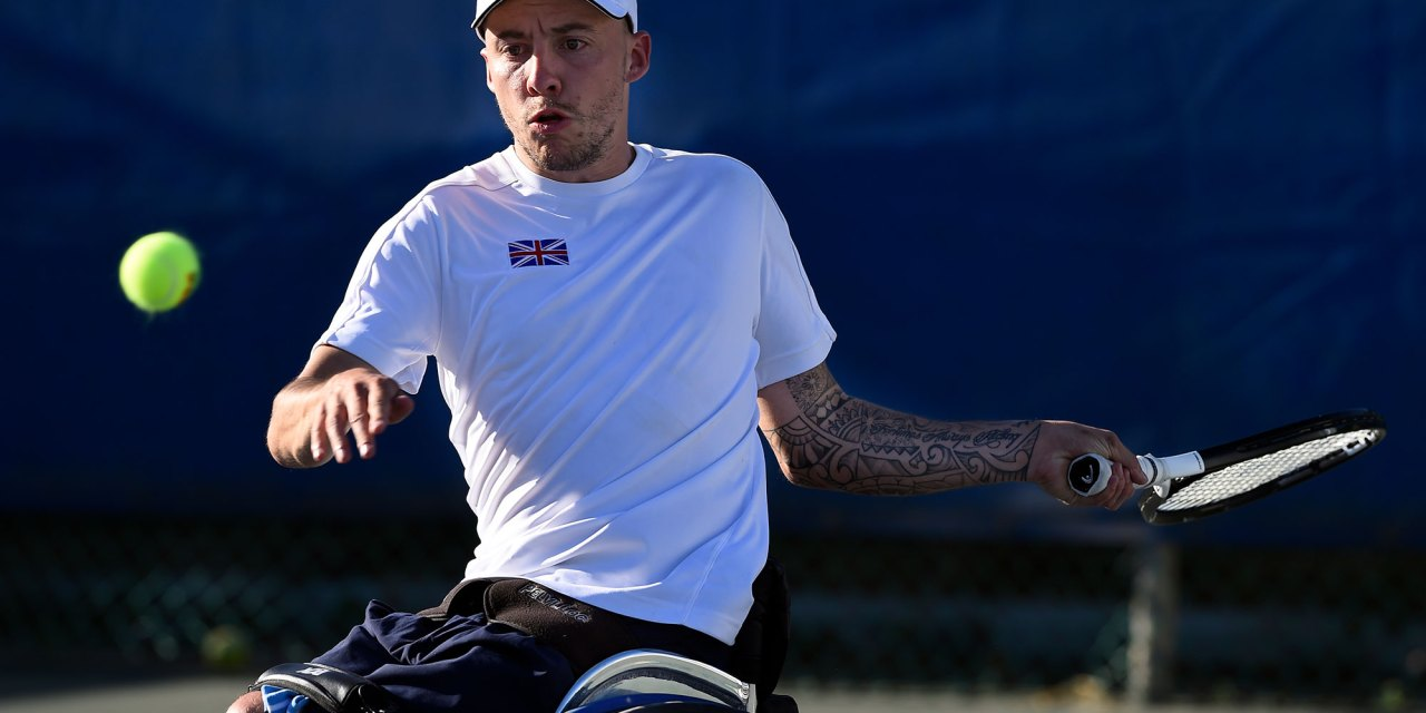 Ramat | Great Britain wheelchair tennis teams in contention  for historic medal haul at World Team Cup