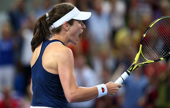 Rabat | Konta claims place in final