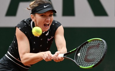 Paris   Halep and Osaka survive but Ostapenko ousted