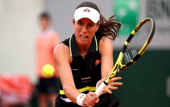 Paris | Konta sets aside jinx but Wozniacki falters