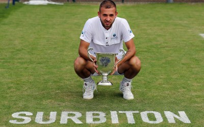 Surbiton | Evans and Riske are crowned champions