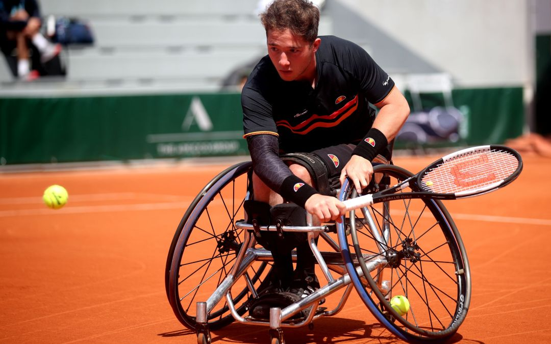 Paris   Hewett and Reid reach Wheelchair semis