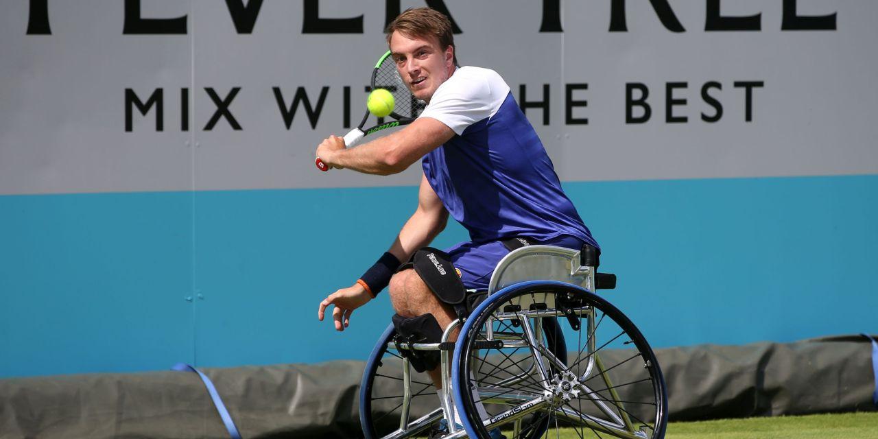 London   Brit trio of Bailey, Hewett and Reid make wheelchair semis.
