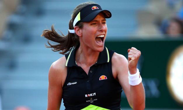 Paris | Konta reaches French Open fourth round