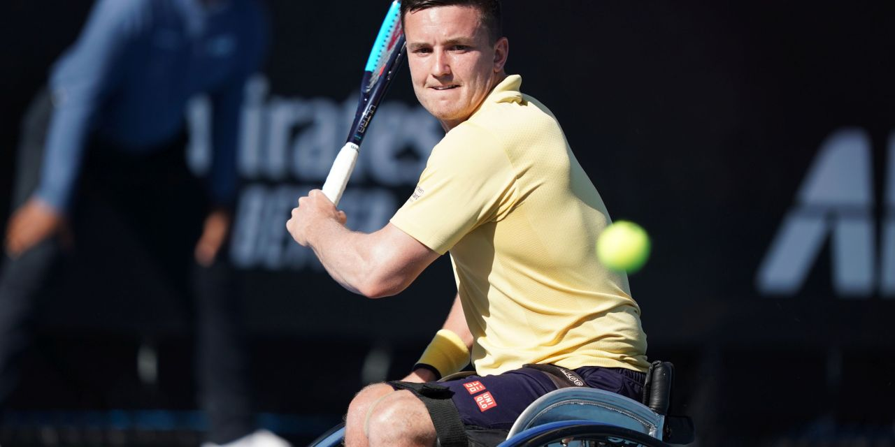 Paris | Reid beats the Wheelchair World No1.