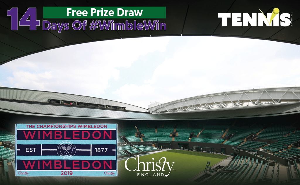 #WimbleWin Day 3 | Christy Towels – Ladies
