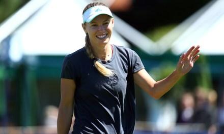 Eastbourne | Wozniacki begins title defence