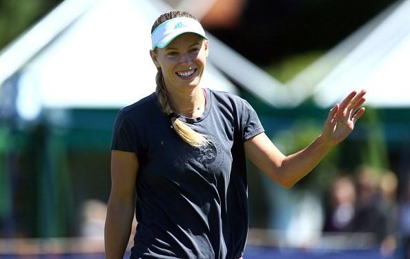Eastbourne   Wozniacki begins title defence
