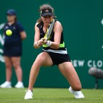 Eastbourne | Konta enjoys a win and the home support