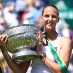 Eastbourne | Pliskova lifts title for second time