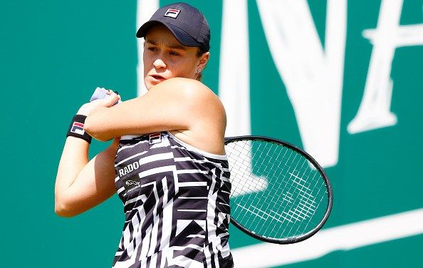 Birmingham | Barty one match away from becoming world No.1