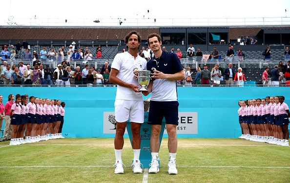 London | Murray and Lopez capture Queen's