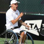 Nottingham | Andy Lapthorne into British Quad Open singles decider